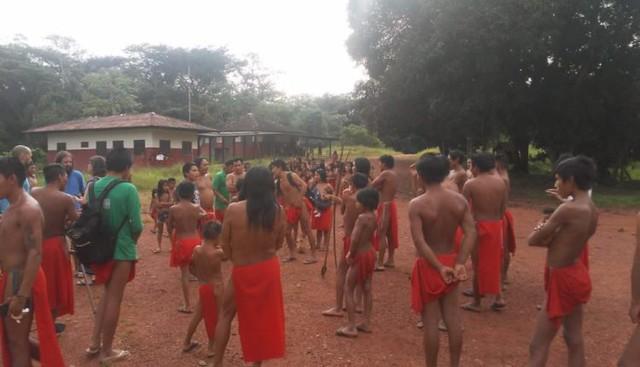 Garimpeiros invadem aldeia no Amapá e matam indígena