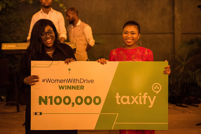 #WomenWithDrive enjoy a night out with Taxify in honour of International Women?s Day