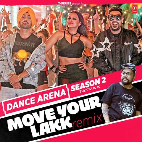 Move Your Lakk   Sonakshi Sinha, Badshah, Diljit Dosanjh new song