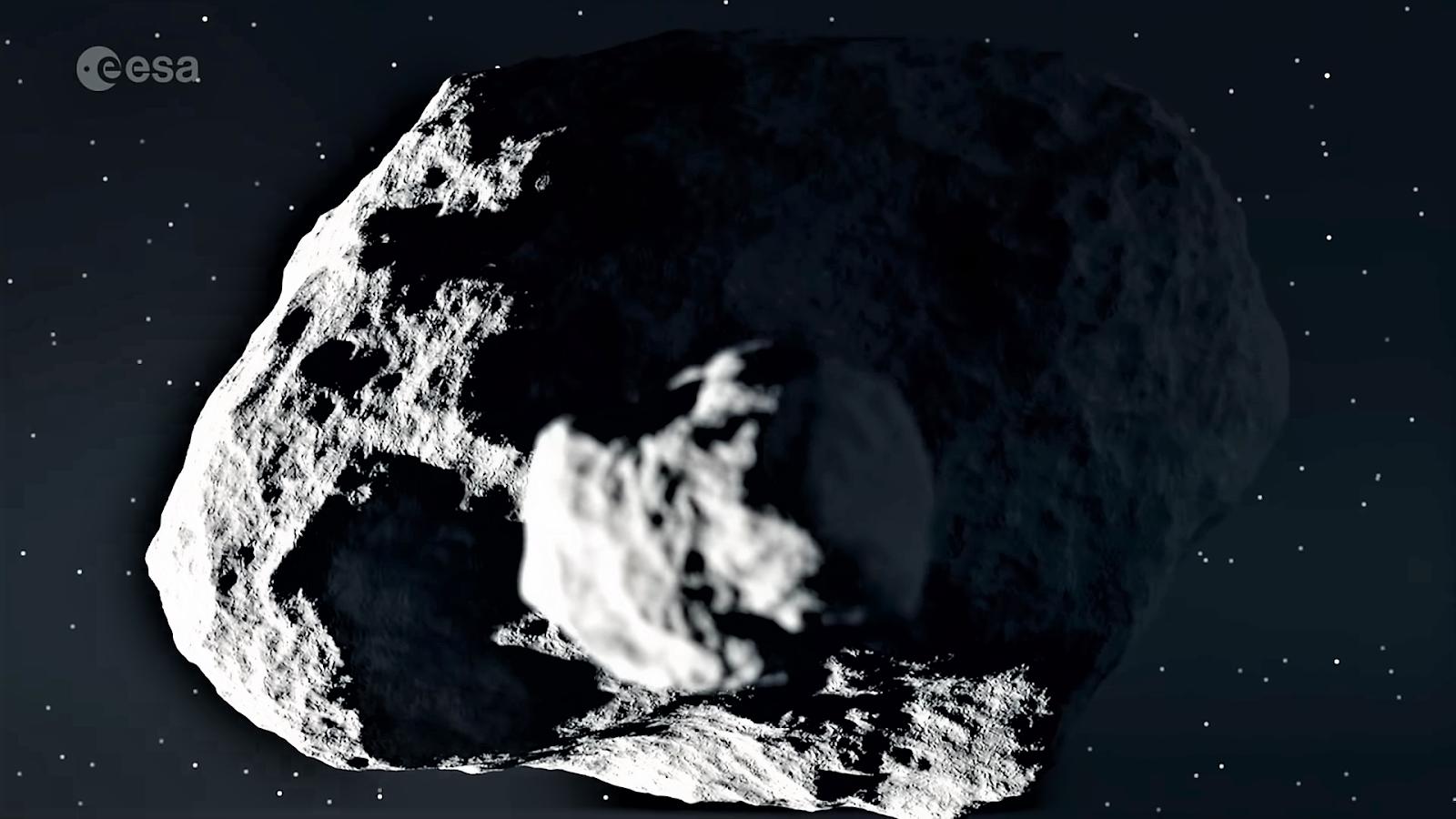 Hera planetary defence mission