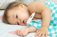 batuk pilek bayi