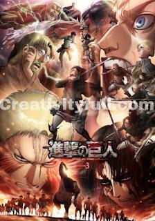 Shingeki no Kyojin Season 3 Part 2 الحلقة 01