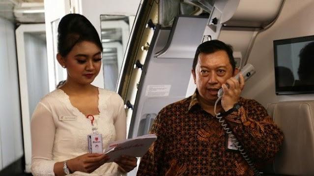 Direktur Utama Batik Air Achmad Luthfie Meninggal Dunia