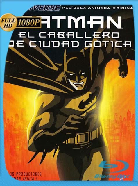 Batman: El Caballero de Ciudad Gótica (2008) HD [1080p] Latino [GoogleDrive] SilvestreHD