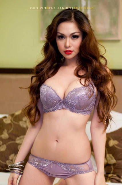 Image Result For Angelica Zubir Hot Lingerie Photo