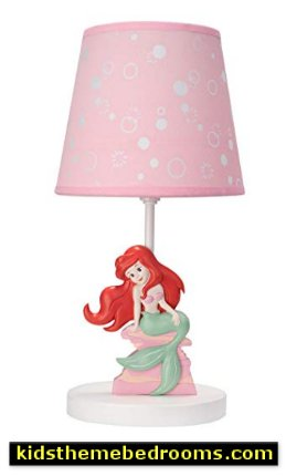 Ariel's Grotto Lamp  Little mermaid princess Ariel Under the sea -  Disney Ariel Sea Princess disney ariel room decor - ariel themed ariel wallpaper mural
