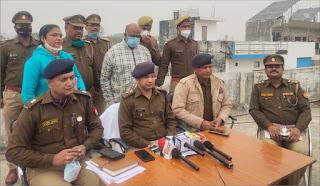 जबलपुर से फरार ईनामी नटवर लाल चढ़ा कमिश्नरेट पुलिस के हत्थे  | #NayaSaberaNetwork