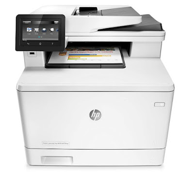 HP Color LaserJet Pro M477fnw treiber
