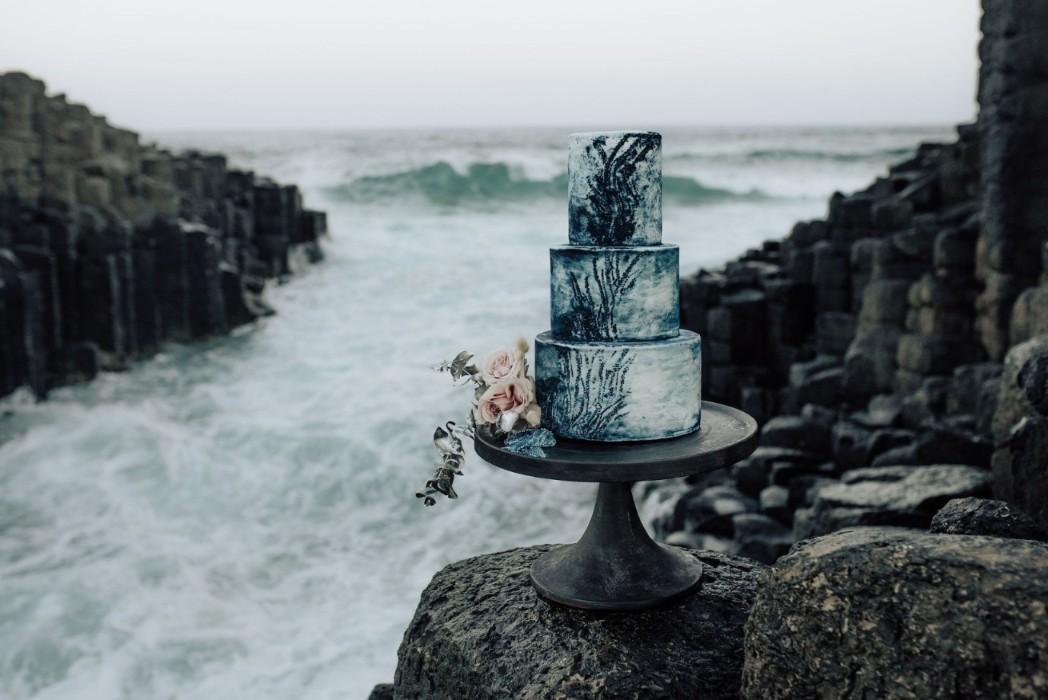 COASTAL CLIFFHANGER BEACH WEDDING INSPIRATION NORTHERN NSW FLORALS