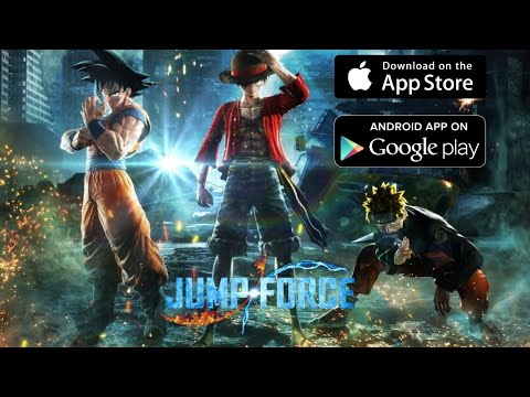 Jump Force Android Download - Gratizzz me