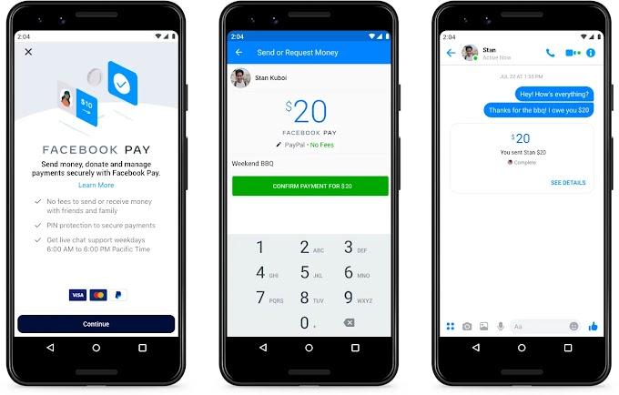 Facebook Pay คืออะไร?