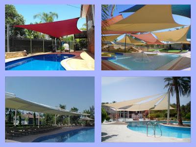 canopy kain kolam renang