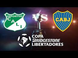Deportivo Cali vs Boca Juniors, Copa Libertadores