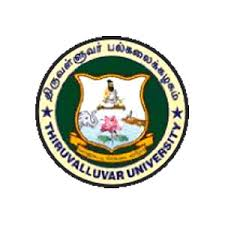 Thiruvalluvar University Time Table 2017