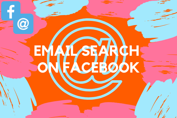 How To Search Email Id In Facebook