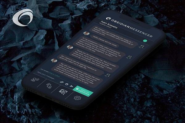 وصل أخيرا Obsidian Secure Messenger ، تطبيق الرسائل اللآمنة الذي يستند إلى تقنية blockchain