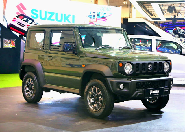 Suzuki Jimny generasi ke 4