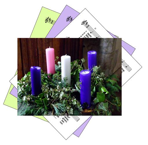 hymns for advent. Black Bedroom Furniture Sets. Home Design Ideas