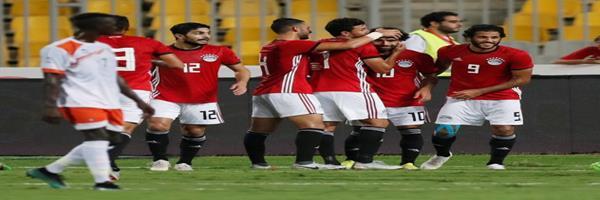 بثنائية نظيفة المنتخب المصرى يحقق ثالث أنتصاراتة بقيادة مديرة الفنى خافيير أجيري