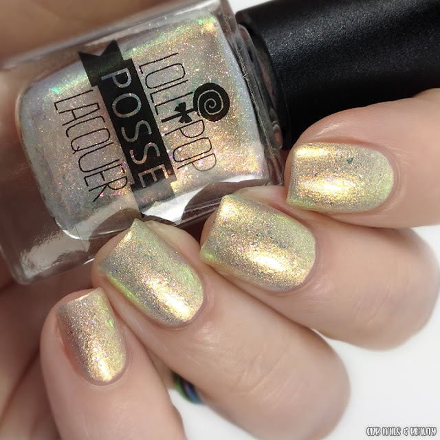 Lollipop Posse Lacquer-To Live Life
