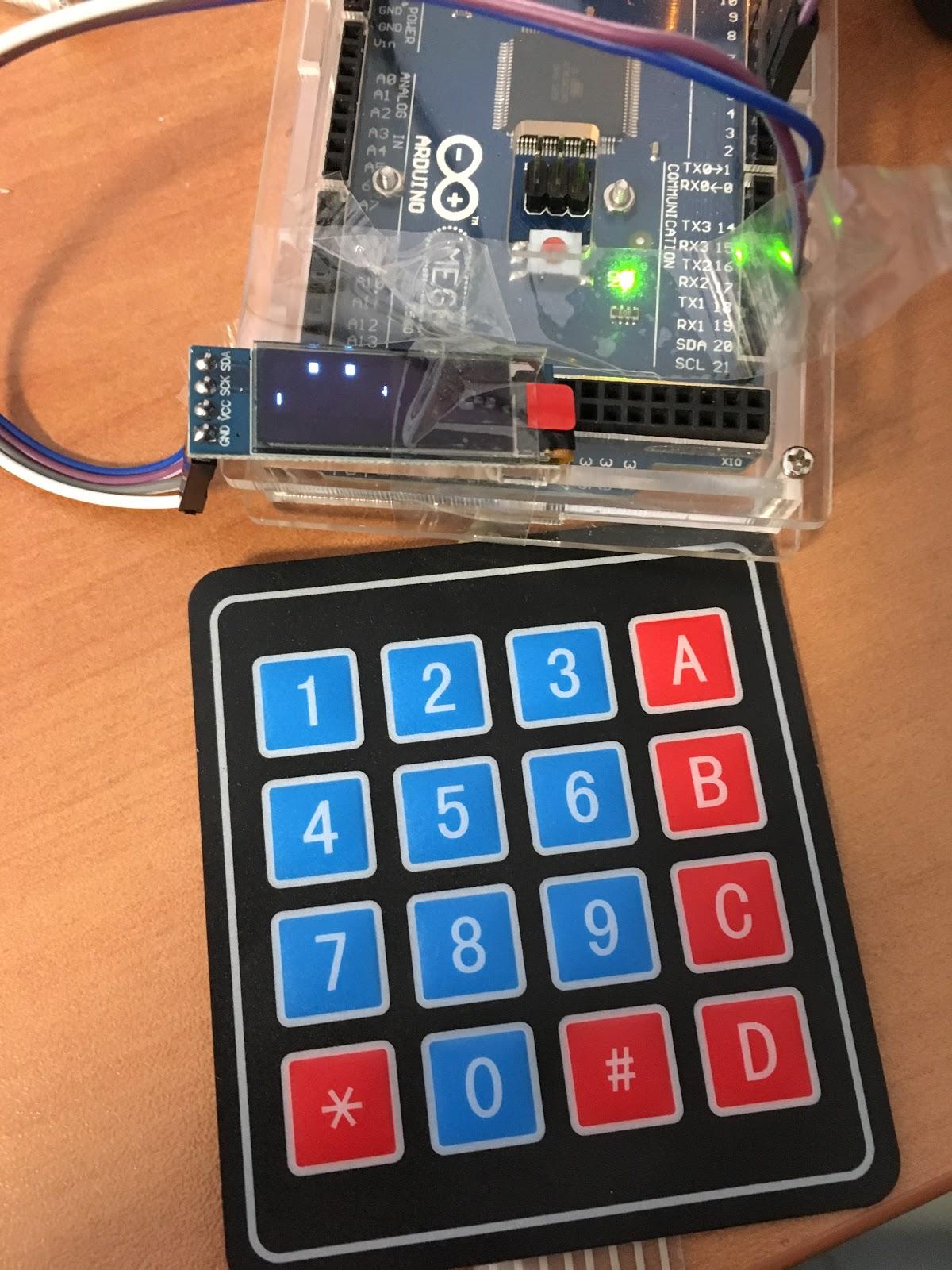 Debian su hardware obsoleto: Emulatore CHIP-8 su Arduino Mega