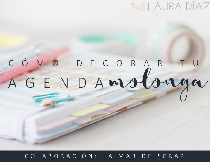 crear decorar agenda 2016