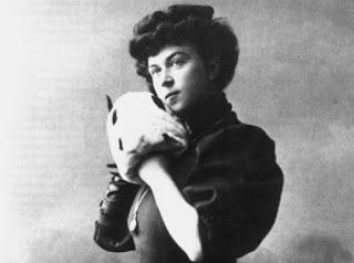 Sejarah Hari perempuan Nasional 8 Maret ALEXANDRA KOLLONTAI (александра коллонтай) 1872-1952