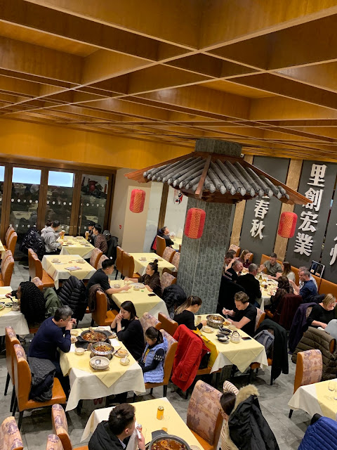 Jinli flagship restaurant Chinatown London