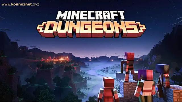 تحميل Minecraft: Dungeons مجانا على الكمبيوتر