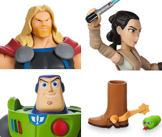Disney Toybox Action Figures