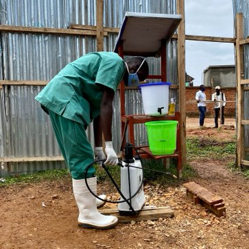 DR Congo declares end of new Ebola outbreak