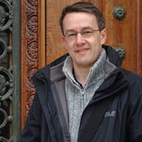 Author Mark Brownlow