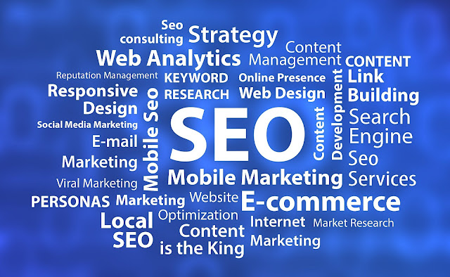 Word Related To SEO