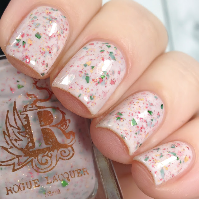 Rogue Lacquer-The Christmas Crelly