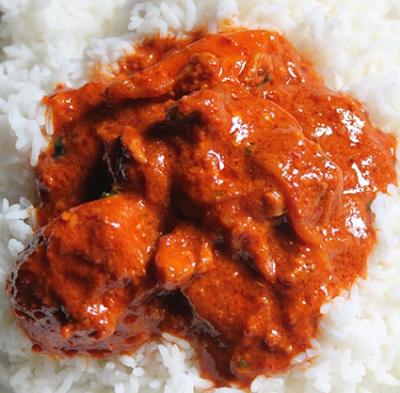 Cara Menghidangkan Ayam Masak Merah