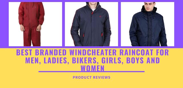 Best branded windcheater raincoat for men, ladies, bikers, girls, boys and women - Waterproof Windcheater Jacket for rainy season Buy online on Amazon