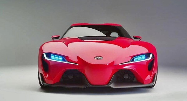 2018 Toyota Supra Price Reviews Redesign Release Date Car Motor