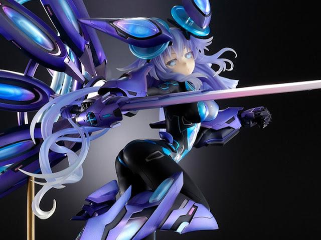 "Figuras: Next Purple Processor Unit Full de ""Megadimension Neptunia VII"" - Vertex"