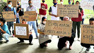 Paguyuban Pekerja Garment Jabar Desak Pemerintah  Selamatkan Buruh, Bukan Mematikan!