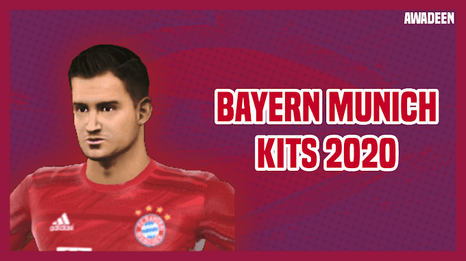 Bayern Munich 2019/2020 Kits-Dream League Soccer Kits