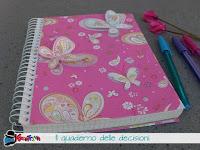 Personalizzare un quaderno per trasformarlo in planner