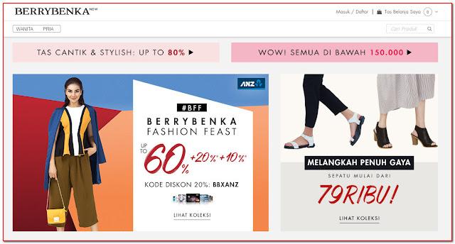 Daftar Toko Belanja Online Di Indonesia