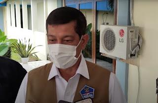 Kepala BNPB Letjen Doni Monardo Bertolak ke NTT