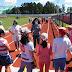 """Escolares participaron de la actividad denominada """"Ecoeficiencia en Movimiento"""""""