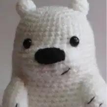 Amigurumi Polar a Crochet