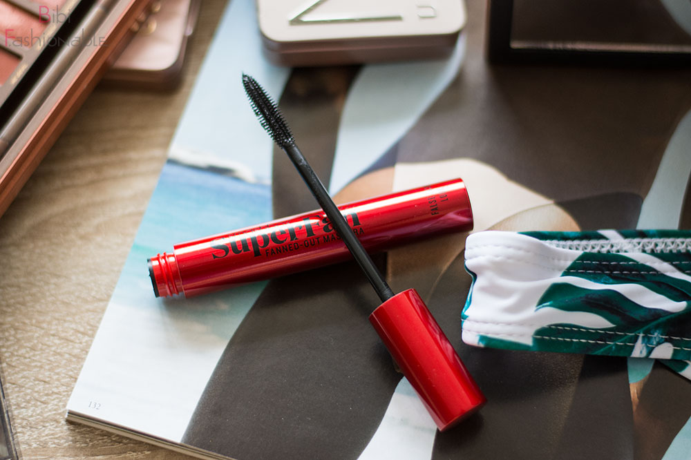 Top 3 Urlaub Make-Up Essentials Smashbox SuperFan Mascara