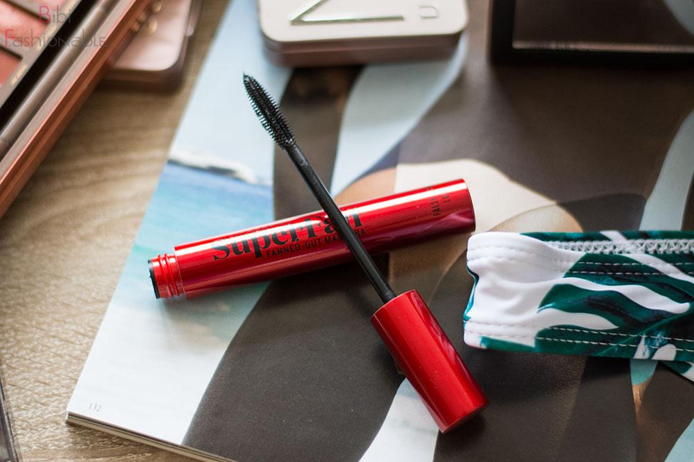 Top 3 Urlaub Make-Up Essentials Smashbox SuperFan Mascara