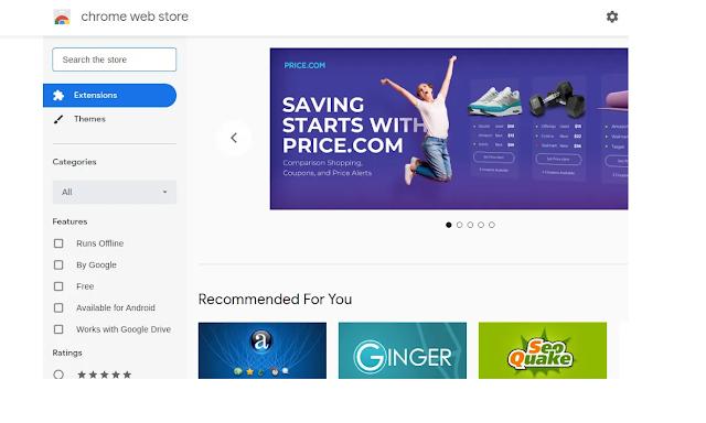 Google Chrome Extensions Best Browser Microsoft Edge vs Google Chrome