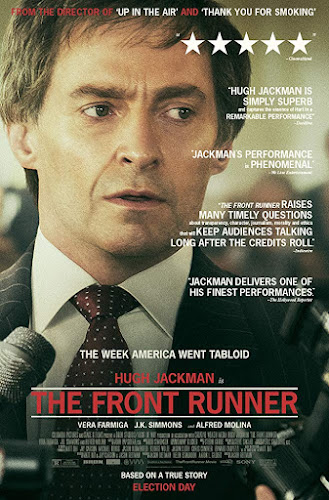 The Front Runner (BRRip 720p Dual Latino / Ingles) (2018)