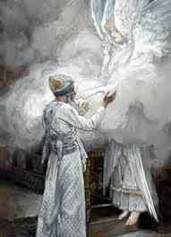los angeles de dios